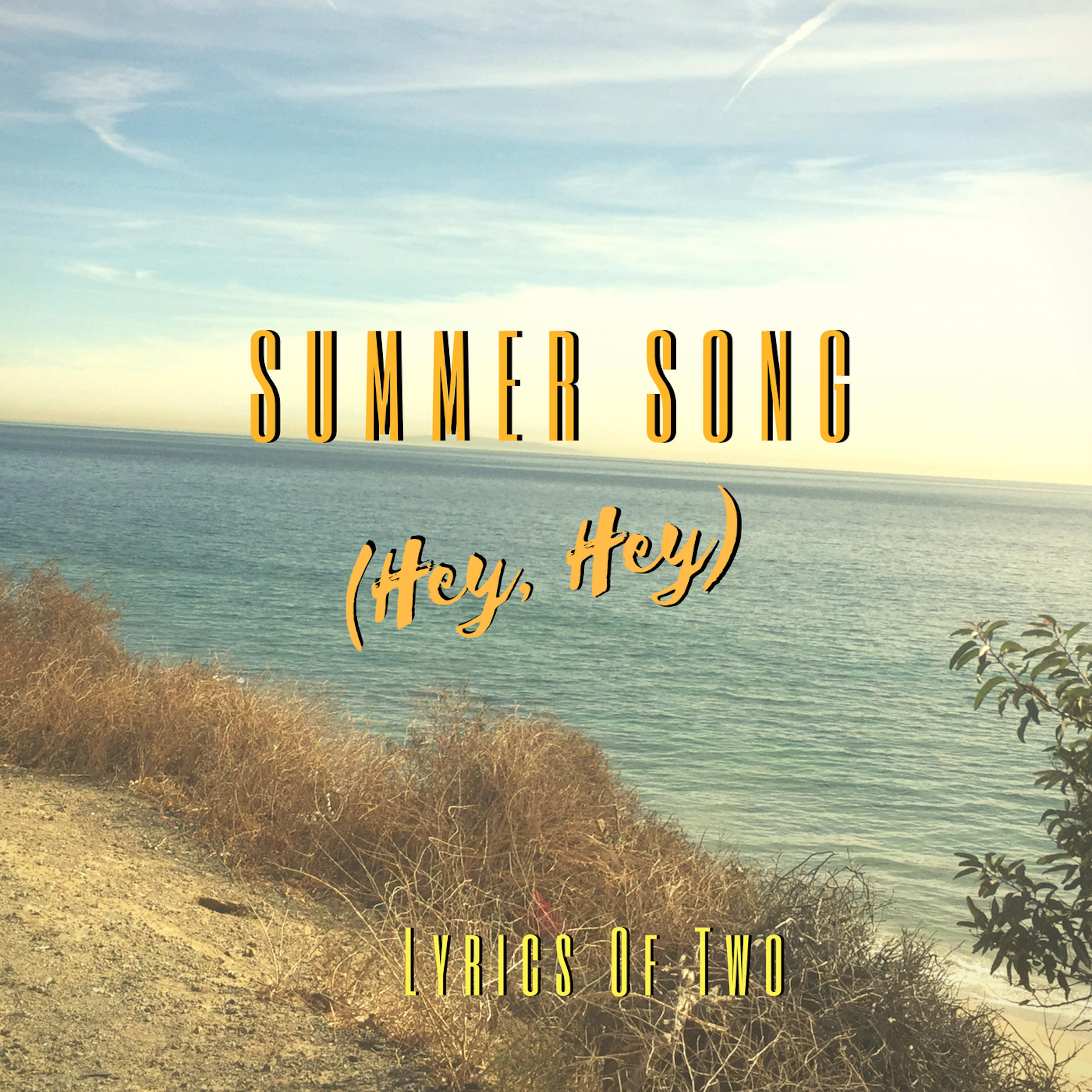 Summer Song (Hey_Hey) Album Cover