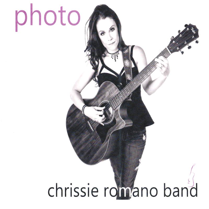 chrissie romano band photo