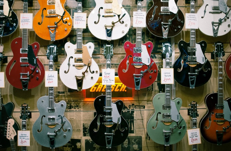 Music Store Nearby - FV Music Blog