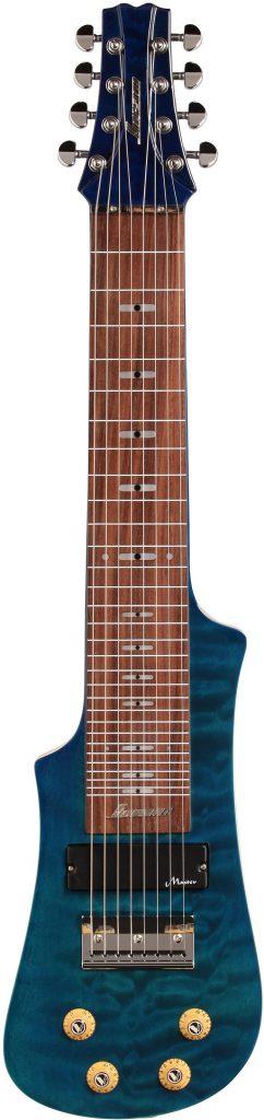 Slide Guitar Tuning - Vorson Active Lap Steel Guitar