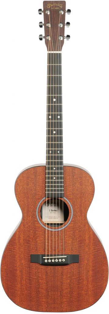 Thin Body Acoustic Guitar - Martin 0