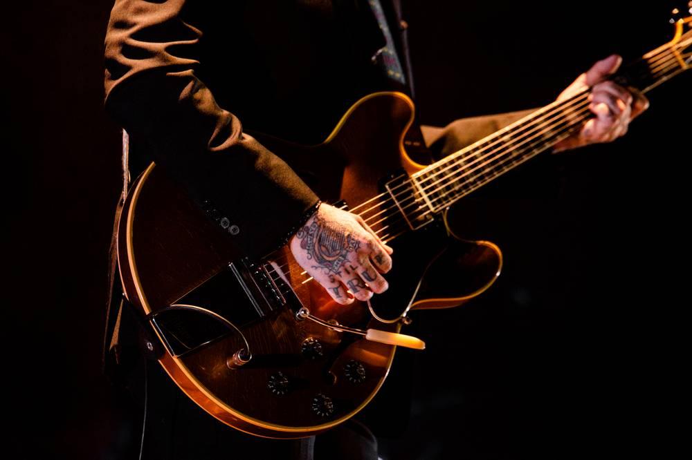 Guitar Tuning E flat