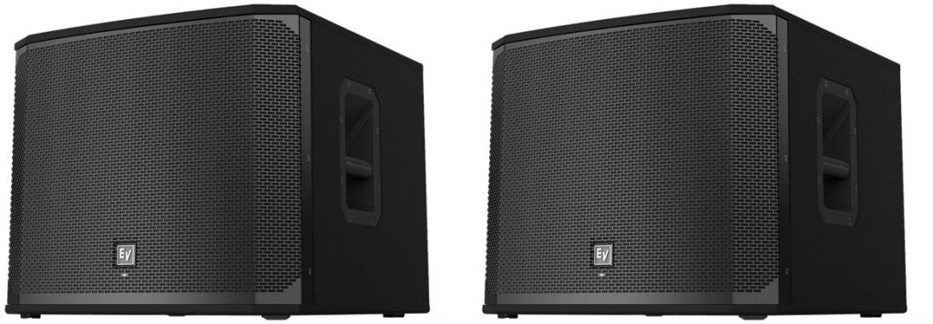 "Pro Studio Speakers - 15"" Subwoofer"