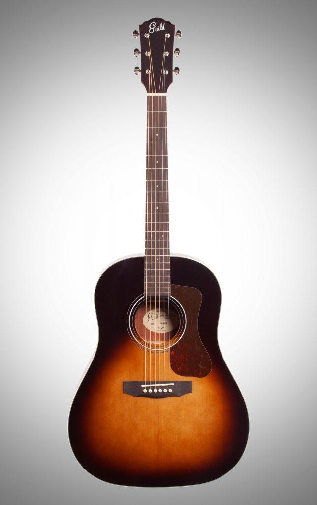 Folk Guitar -  Guild DS-240