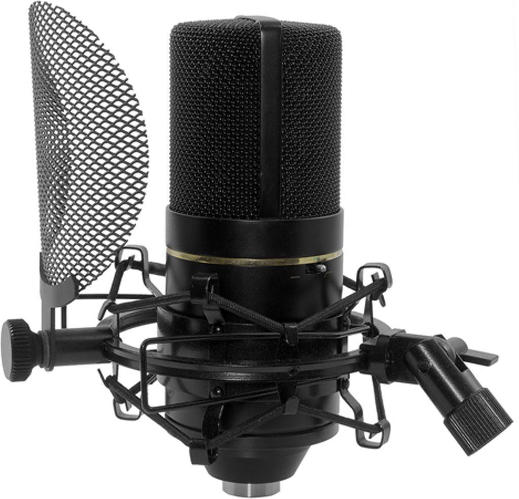 MXL 770 Large-Diaphragm Condenser Microphone Complete Bundle