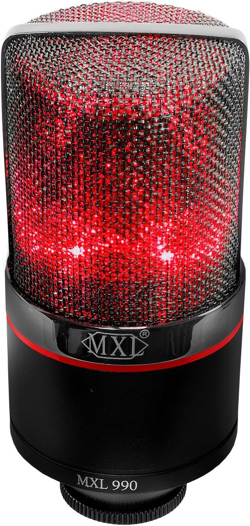 MXL 990 Blaze Large Diaphragm Condenser Microphone