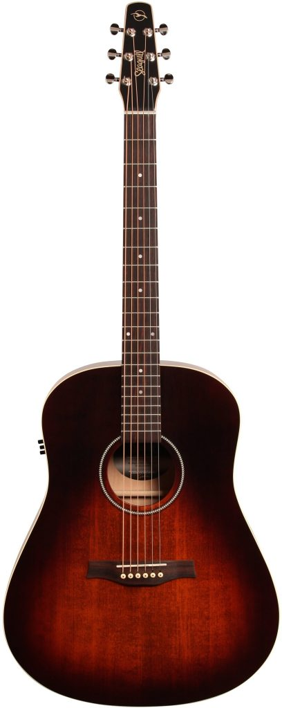 Wide Neck Guitar Seagull S6