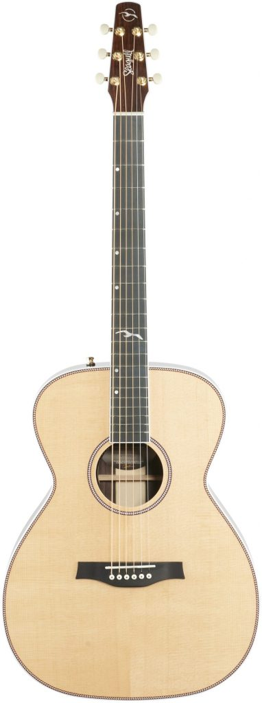 Wide Neck Guitar Acoustic - Seagull