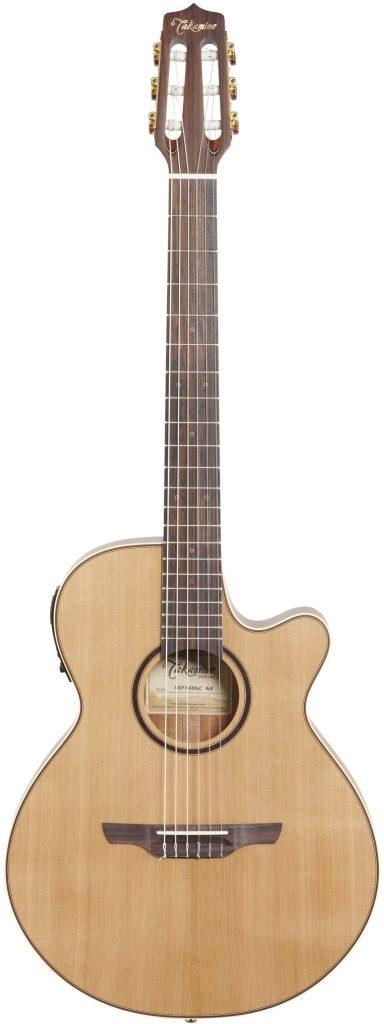 Thinline Acoustic Guitar Takamine Kit (Nylon)