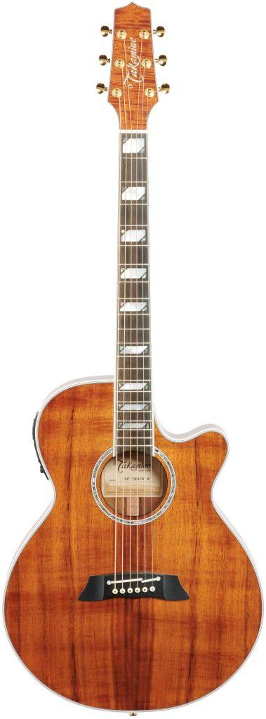 Takamine Thinline Acoustic Guitar