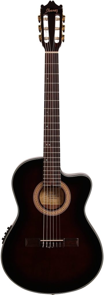 Thinline Acoustic Nylon guitar