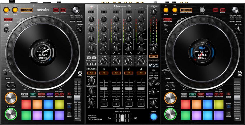 Pioneer DJ DDJ-1000SRT DJ Controller for Serato