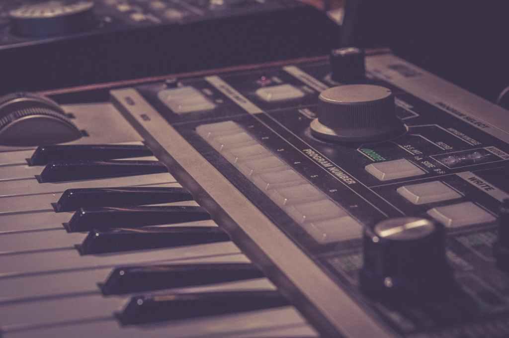 iPad Midi Keyboard