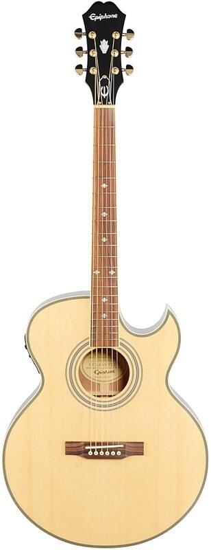 Epiphone PR5-E Compact Jumbo Cutaway Acoustic-Electric Guitar
