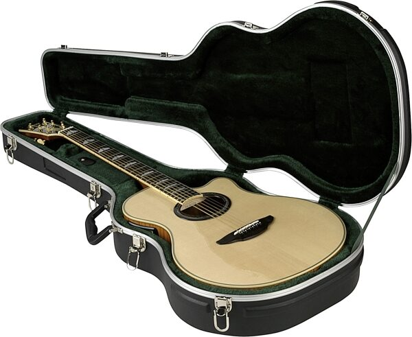 Thin Body Acoustic Guitar SKB 3 Economy Thinline Acoustic/Classical Guitar Case