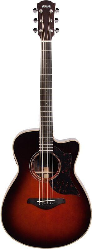 Thin Neck Acoustic Guitar Yamaha AC3R Acoustic-Electric Guitar